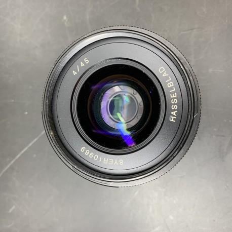 Hasselblad 4/45 lens