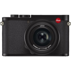 Leica Q2 Digital Camera - Black
