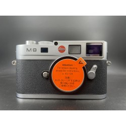 Leica M8 Digital Camera Silver