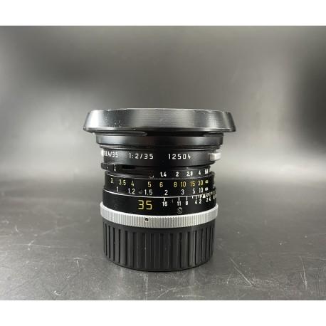 Leica Summilux -M 35mm f/1.4 Pre A