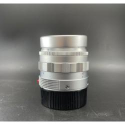 Leica Summilux 50mm f/1.4 v1 silver