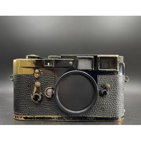 Leica M3 SS Film Camera Black Paint
