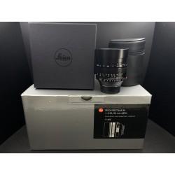 Leica Noctilux-M 50MM F/0.95 Asph Black Anodized Finish
