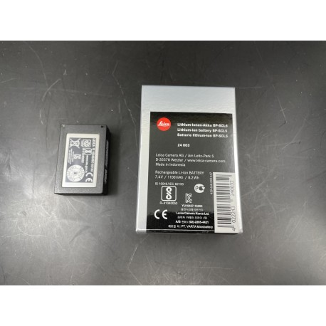 Leica Battery BP-SCL5 For M10