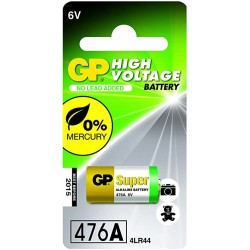 GP High Voltage 6V Battery