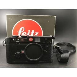 Leica M6 Film Camera Classic Black