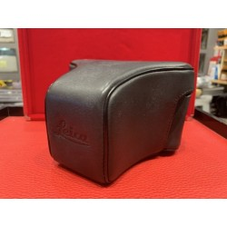 Leica Every ready case Black with large front for M6