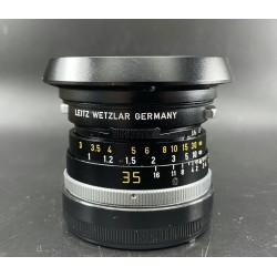 Leica Summilux-M 35mm F/1.4 Black Pre-A