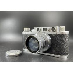 Leica ll Film Camera With Summar 50mm F/2 Lens