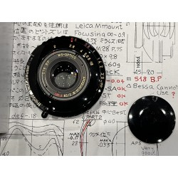 宮崎光學 MS-Optical Apoqualia-III 28mm F2 F.MC Black Paint (M Mount) BRAND NEW