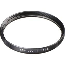 Leica E55 Uva Filter (Black)