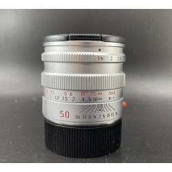 Leica Summilux-M 50mm F/1.4 V6 Silver