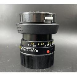 Leica Summicron-M 50mm F/2 V4 Black