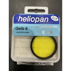 Heliopan Gelb 8 E39 Lichtfilter