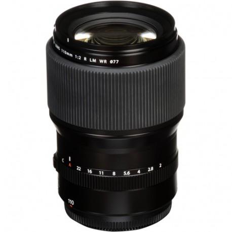 Fujinon GF 110mm F/2 R LM WR Lens