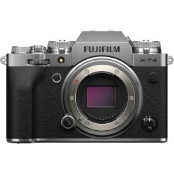 FujiFilm X-T4 Digital Camera Silver