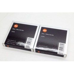 Black Leica e55 UVa filter (brand new)