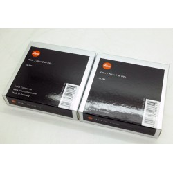 Black Leica e60 UVa filter (brand new)