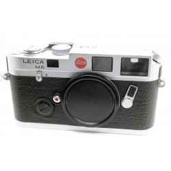 Silver Leica M6 Classic 0.72