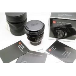 Leica Noctilux -M 50mm f/1.0 v.4