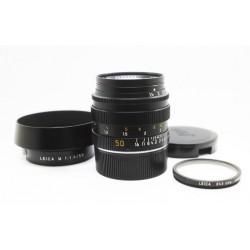 Leica Summilux-M 50mm f/1.4 v.2 Black