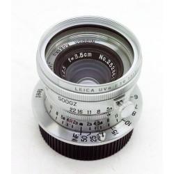 Nikkor 35mm f/2.5 (Nippon Kogaku Japan) LTM