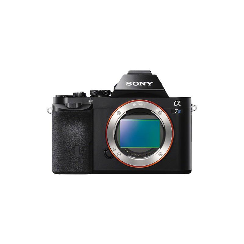 Sony a7S Full Frame Mirrorless Camera - meteor