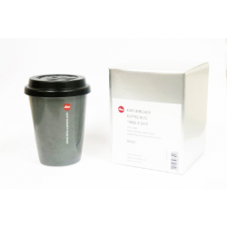 Leica Ceramic Coffee Mug - Grey Style