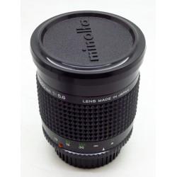 minolta RF ROKKOR 250mm/5.6