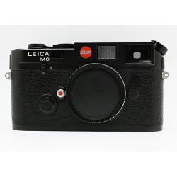 Leica M6 Classic 0.72 Black