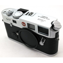 Leica M7 Silver 0.72 Japan version