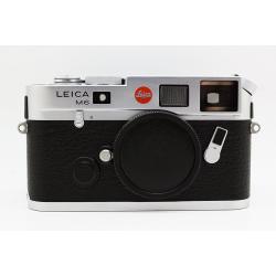 Leica M6 TTL 0.85 SIlver