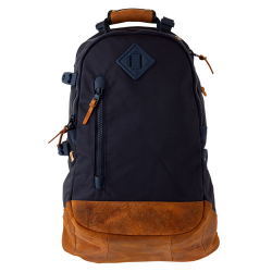 VISVIM BALLISTIC 20L BACKPACK (NAVY)