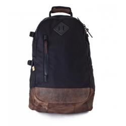 VISVIM BALLISTIC 20L BACKPACK (BLACK)