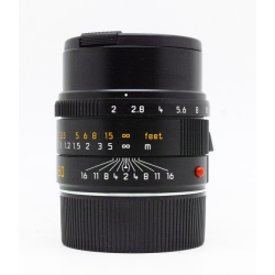 Leica APO-Summicron-M 50mm f/2.0 ASPH (BRAND NEW 50AA) 50APO