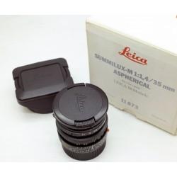 Leica Summilux-M 35mm/f1.4 Asphercal (35AA)
