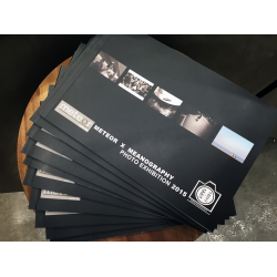 Meteor x Meanography photo exhibition book