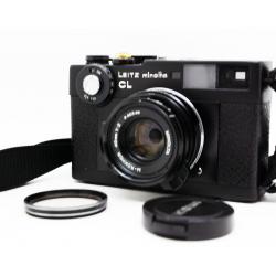 Leitz Minolta CL with M-Rokkor 40mm/2