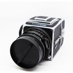 Hasselblad 500C/M + Zeiss Planar CF 80/2.8