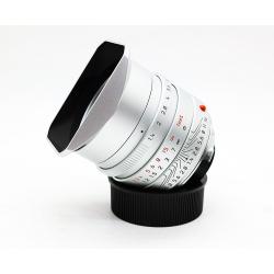 Leica Summilux-M 35mm f/1.4 ASPH Lens (Silver) 11675 (Brand new)