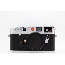 Leica M6 Classic 0.72 Silver Chrome