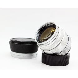 Leica Summilux-M 50mm f/1.4 v.2 (Silver)
