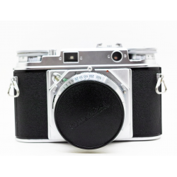 Voigltander Prominent Camera with Nokton 50mm/f1.5 Lens