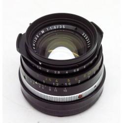 Leica Summilux-m 35mm/f1.4