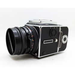 Hasselblad 503CXi + CF Zeiss Planar 80mm f/2.8 + A12 back