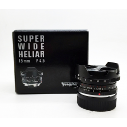 Voigtlander Super Wide Heliar 15mm f/4.5