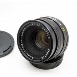 Leitz Canada Summicron-R 50mm/f2