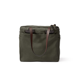 Filson Tote with zip