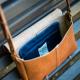 Bleu de Chauffe leo plumber bag