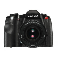 Leica S Medium Format DSLR Camera (Body Only) 006